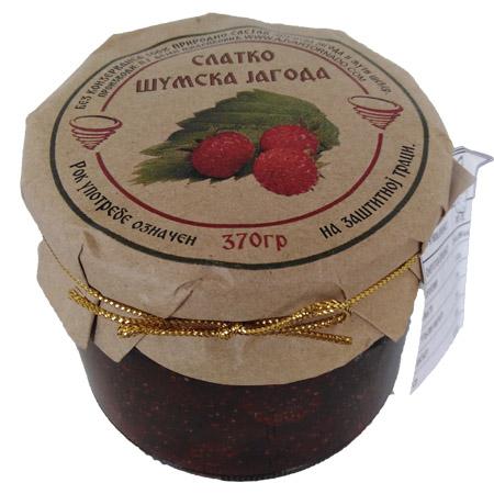 Slatko sumska jagoda