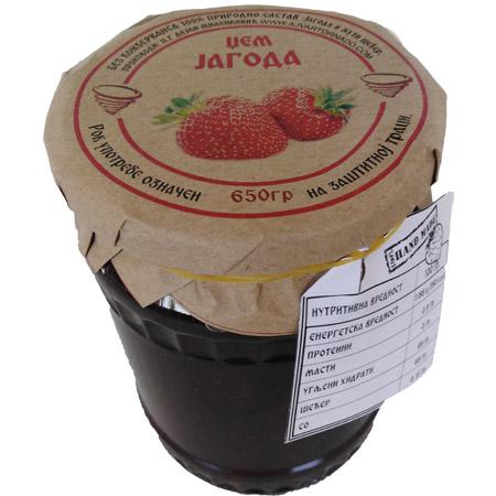 Dzem od jagoda